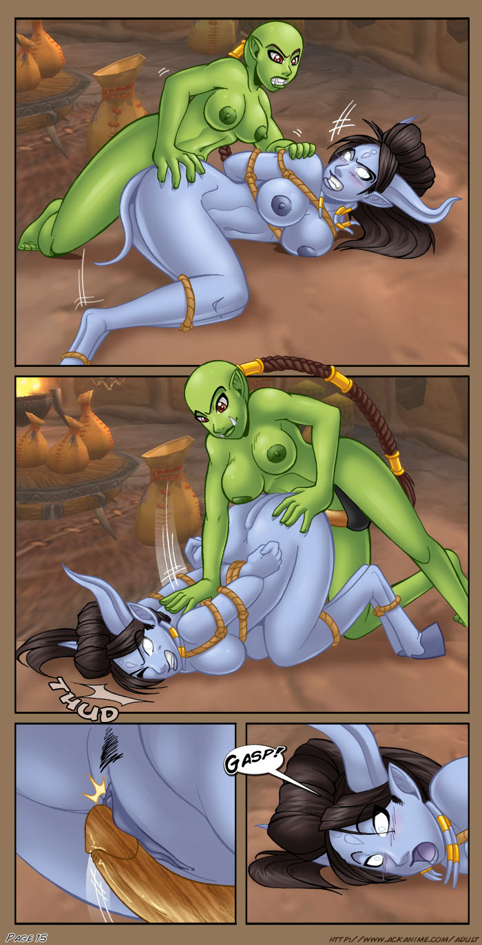 warcraft acquaintances hentai comics strange of World